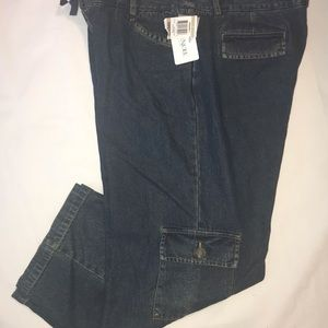 Charter Club Women Cropped Jeans Size 12P